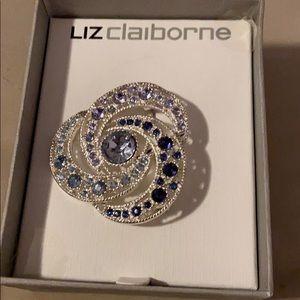 Beautiful Liz Claiborne Brooch